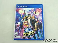 Persona 4 Dancing All Night Japanese Import PS Vita PSVita Japan JP US Seller A