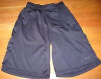 Champion Men's Shorts Basketball  Gym Sports Athletic Blue Small