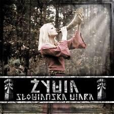 ŻYWIA-SŁOWIAŃSKA WIARA___Folk metal __CD.,