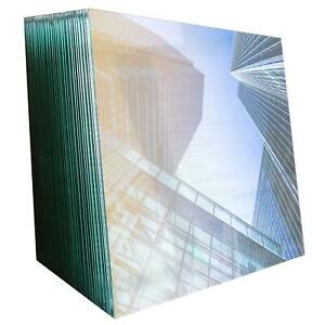 10mm Toughened Glass Panels for Stairs Landing Decking Balcony Balustrade