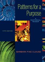 Patterns For A Purpose Barbara Fine Clouse