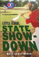 State Showdown (Little League) by Matt Christopher