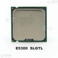Intel Pentium E5300 2.60GHz SLGTL LGA775 Dual-Core CPU Working Pull