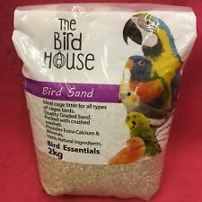 Other Bird Supplies Collection Here Aviary Bird Sand Cage Proud 20kg *damaged Packaging