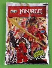 Lego® Ninjago™ Kai mit Harpune  Limited Edition Minifiguren Neu & OVP Nr. 14