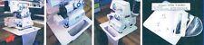 Untersatz mit abnehmbarem Abfallbehälter f.Overlock/Coverlock-Nähmaschinen #3290