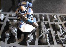40K Space Marines Adeptus Astartes Ultramarines Hellblasters squad
