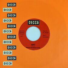 "7"" MAILER MACKENZIE BAND Mary / Bye Bye Baby DECCA 45rpm Dutch Blues-Rock D 1970"