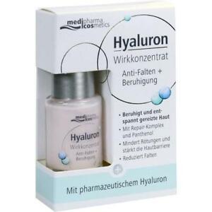 HYALURON Anti - Falten + Beruhigung Wirkkonzentrat 13ml