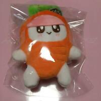 SEVENTEEN Happy Ending SHOWCASE BONG BONG stuffed toy plush key chain Carrot ver