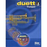 Duett Collection Band 1 ( + CD) für 2 Trompeten - Trompete Noten