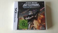 Nintendo DS Spielehülle (Leerhülle) Star Wars BATTLEFRONT Elite Squadron
