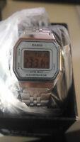 Reloj Casio ORIGINAL LA680WEA-7EF 2 años de Garantia con estuche regalo