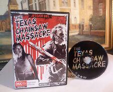 The Texas Chainsaw Massacre (2003) R4 DVD Horror