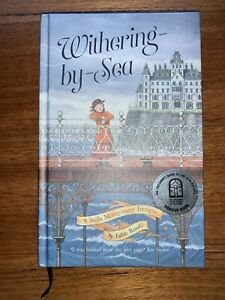 Withering by Sea - Stella Montgomery Intrigue by Judith Russell (hardcover 2014)