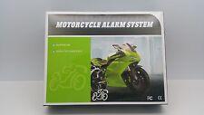 MOTORGUARD MOTORCYCLE MOTORBIKE MOTOR BIKE ALARM IMMOBILISER + REMOTE START