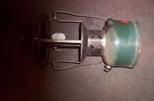 Vintage Coleman gas lantern DUAL ELEMENT-NO GLASS  made in the USA
