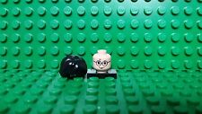 Lego Harry Potter 2004 head flesh 1 sided with hair face glasses scar NEW MINT