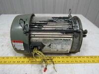 US Electric Motor U5S2ACR B102B 5Hp 208-230/460V 3PH 1745 RPM