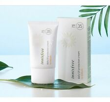 Innisfree Daily UV Protection Sun Cream No Sebum SPF35 PA+++ 50ml Free Shipping