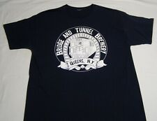 Bridge and Tunnel Brewery T-Shirt Queens New York Black Size L