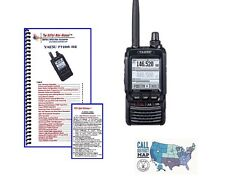 Yaesu Ft-2Dr C4Fm Dual Band Transceiver with Nifty! Mini-Manual Bundle!