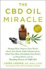 The CBD Oil Miracle Manage Pain Improve Your . Lagano Stratton |