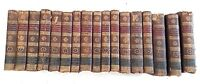 17 x The British Theatre Collection of Plays,1808 Leather Bound. Mrs Inchbald
