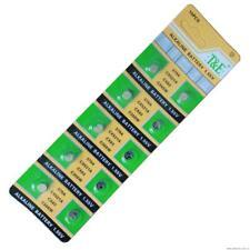 100pc AG0 also known as 379 LR63 LR521 SR521 GP379 Alkaline Button Batteries -UK