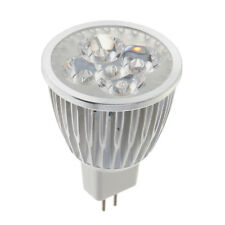 MR16 LED Light Bulbs, 5 Watt, Non Dimmable 60°Beam Angle, 12 Volt