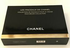 CHANEL 'LES PINCEAUX DE CHANEL' Face Brush Collection BNIB 100% Genuine