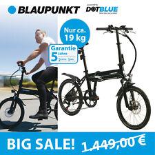 Blaupunkt Carl 290 | E-Bike, 20 Zoll, Klapprad, Pedelec, Klappfahrrad