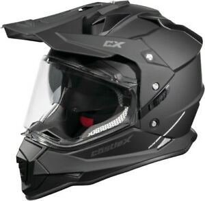 Castle X Mode Dual Sport SV Snow Helmet Matte Black