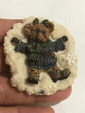 Vintage Boyds Bears Christmas Pin