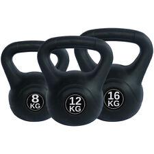 Kettlebell Schwunghantel Kugelhantel Rundgewicht Kurzhantel S 8kg 12kg 16kg