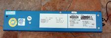 Lambda power supply 5VDC 80A / 12-15VDC 15A / 12-24VDC 10A / 120-240VAC