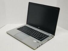 New listing Hp EliteBook Folio 9470m Laptop 1.9Ghz 00006000  i5-3437u 8Gb 180Gb Ssd WebCam Backlit Sp1
