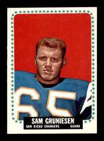 1964 Topps #158 Sam Gruneisen RC NM/NM+ X1475438
