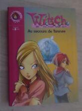 Au secours de Taranee Witch  Bibliothèque rose