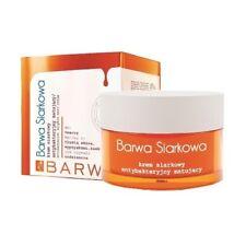 BARWA SIARKOWA MOC 50ml - mattifying anti-bacterial cream, acne