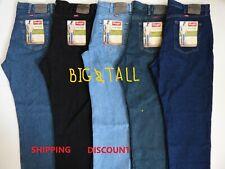 Men's Wrangler 5 Star  Regular Fit Jean Premium Denim - BIG & TALL