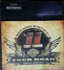Harley Davidson Motorcycles 2011 2014 2 Official Showroom Catalogs OOP Rare!