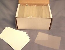 4 BOXES of: 5 Mil Hot Lamination Pouches KEY CARD Qty 500 2-1/2 x 3-7/8 Sleeves