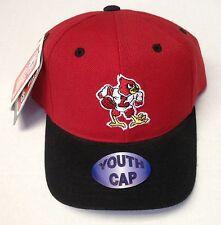 NWT NCAA Louisville Cardinals Puma Youth Snapback Cap Hat NEW!
