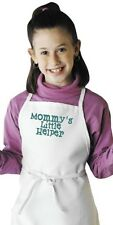 Apron For Kids Mommy's Little Helper Childrens Cooking Aprons By CoolAprons
