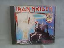 Iron Maiden- 2 Minutes to Midnight/ Aces High- EMI 1990- Made in Italy! WIE NEU