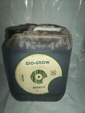 Biobizz Bio bizz Biogrow 5L crescita vegetativa fertilizzante grow fertilizer g