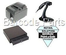 Quickbooks POS 12® Citizen Hardware POS Bundle Printer, Scanner & Cash Drawer