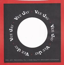 VEEJAY Company Reproduction Record Sleeves - (pack of 5)
