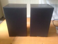 PAIR Boston Acoustics A40 Series II Bookshelf Audio Studio Monitor Speakers